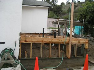 Commercial Building Wall Construction